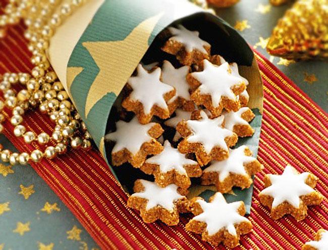 Печенье своими руками к рождеству